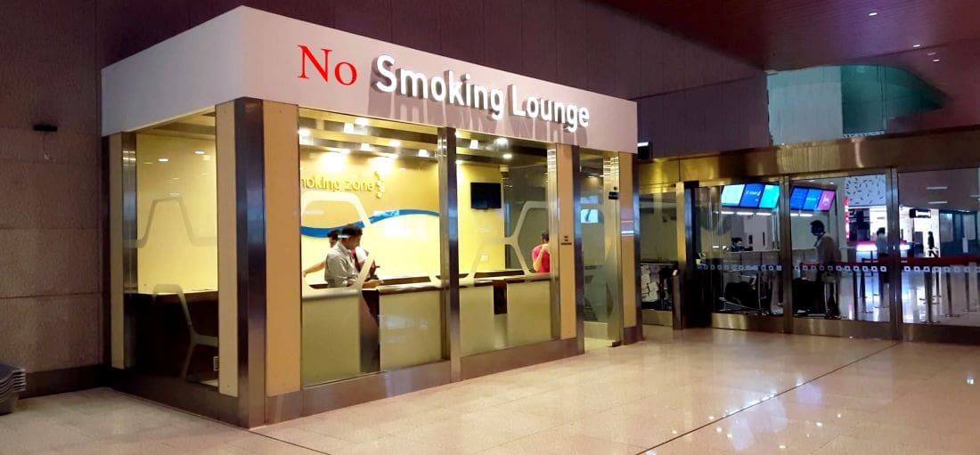 No more smoking in airports, and no more cheap Thai cigarettes   The Thaiger