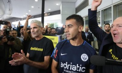 Hakeem al-Araibi's release from Thai detention follows a meeting between Thai FM and Bahraini Crown Prince | The Thaiger