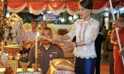 Princess Ubolratana Mahidol runs as Prime Ministerial candidate in election   The Thaiger