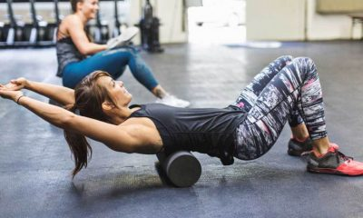 """Self-myofascial release"" – what is foam rolling? 