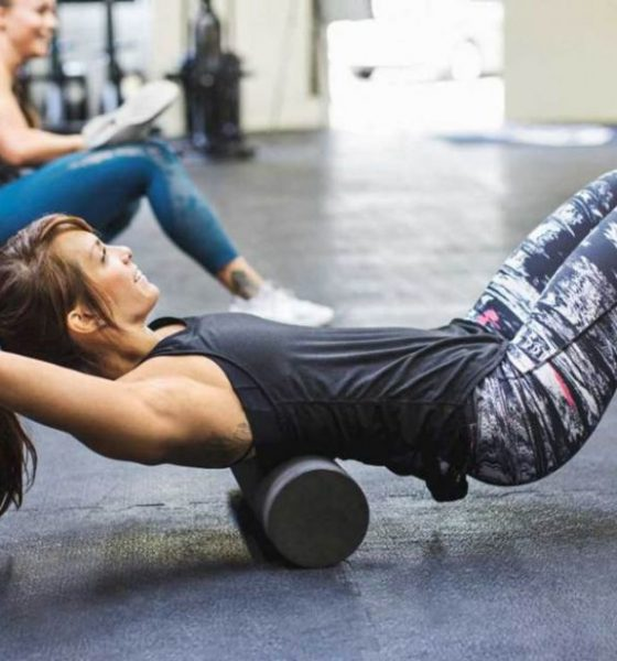 """""""Self-myofascial release"""" – what is foam rolling? 