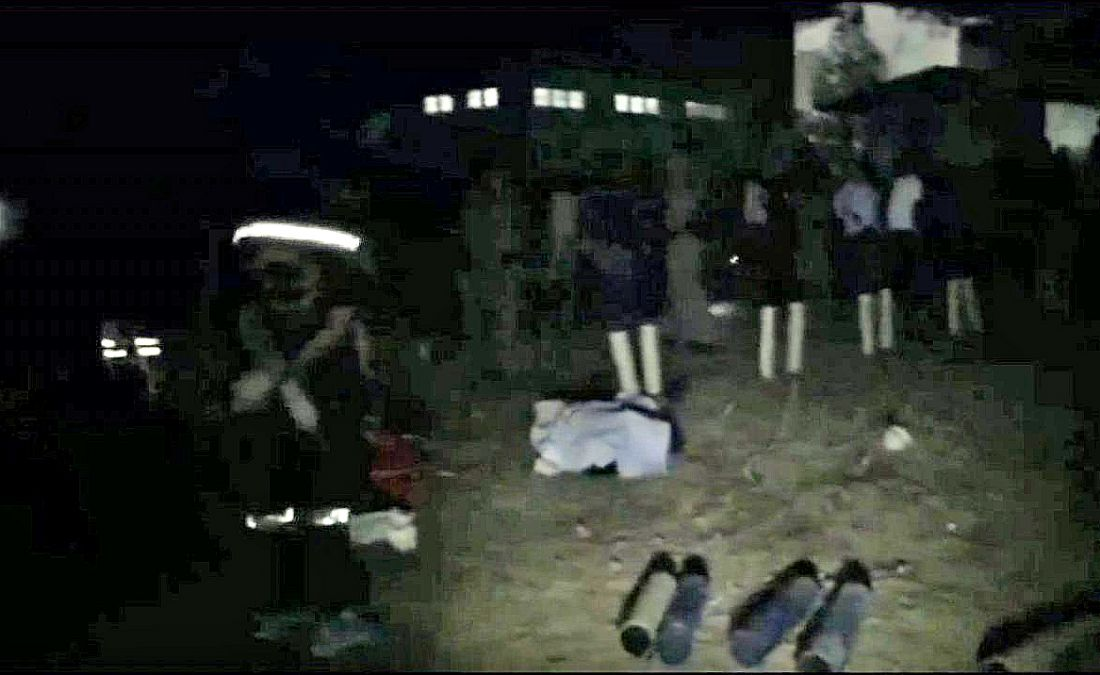 Man dies instantly in temple fireworks explosion in Chaiyaphum | The Thaiger