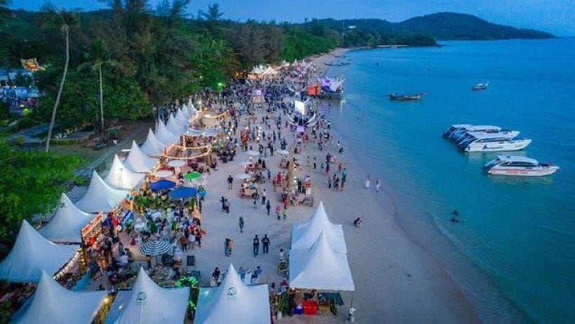 Krabi's Naga Fest 2019 coming soon | News by Thaiger