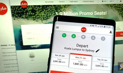 Air Asia booking system down for 24 hours this weekend | The Thaiger