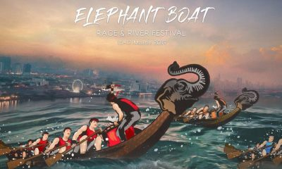 Elephant Boat Race comes to Bangkok March 29 | The Thaiger