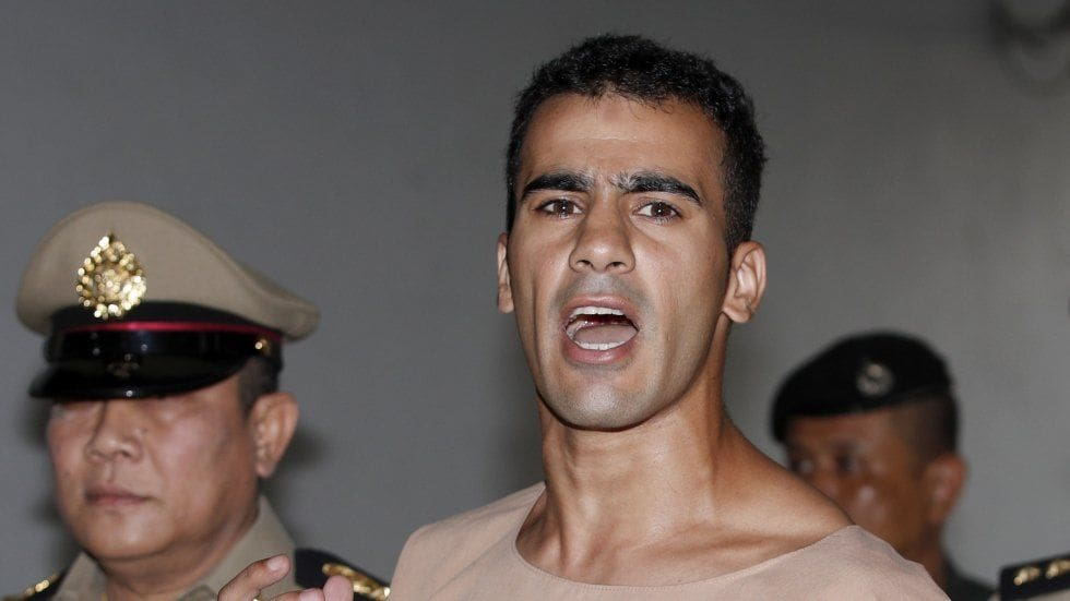 """Australian 'red notice' led to the arrest of Hakeem al-Araibi"" 