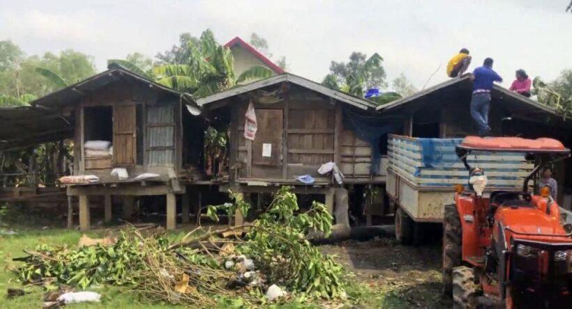 Lemon-sized hailstones hit 700 homes around Udon Thani | The Thaiger