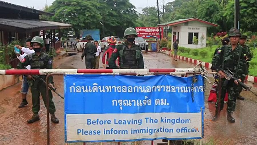 Two Burmese arrested with 20 kilograms of 'ice' in SUV | The Thaiger