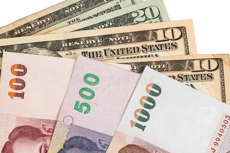 Thai baht surges against weakening US dollar | Thaiger