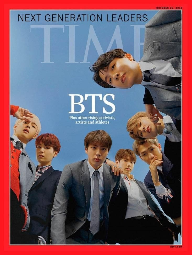 Now you can study the success of K-pop band BTS - University of California, Berkeley | News by The Thaiger