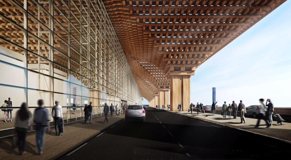 Scrapped: Back to the drawing board for Suvarnabhumi Terminal 2 design | The Thaiger