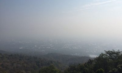 Chiang Mai and Bangkok blanketed under Wednesday air pollution and smog | The Thaiger