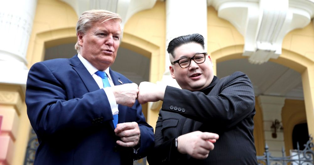 Day One in the second Trump-Kim summit in Vietnam | The Thaiger