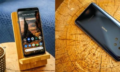 """Nokia 9 PureView"" สมาร์ตโฟนกล้องหลัง 5 ตัว รุ่นแรกของโลก | The Thaiger"