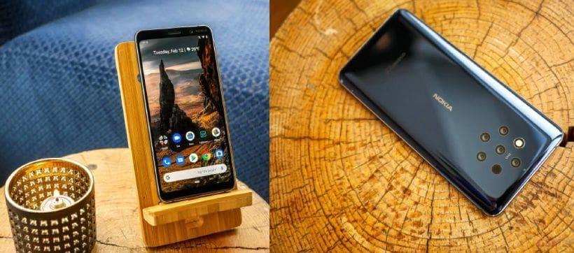 """Nokia 9 PureView"" สมาร์ตโฟนกล้องหลัง 5 ตัว รุ่นแรกของโลก   The Thaiger"