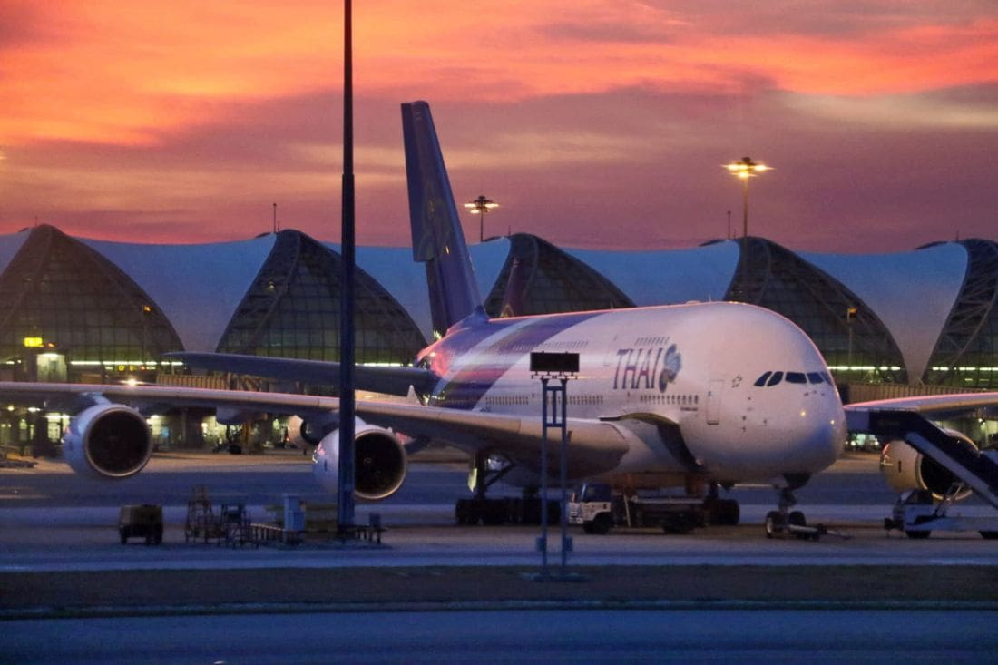Thai Airways resumes flights to Europe via Chinese airspace | The Thaiger