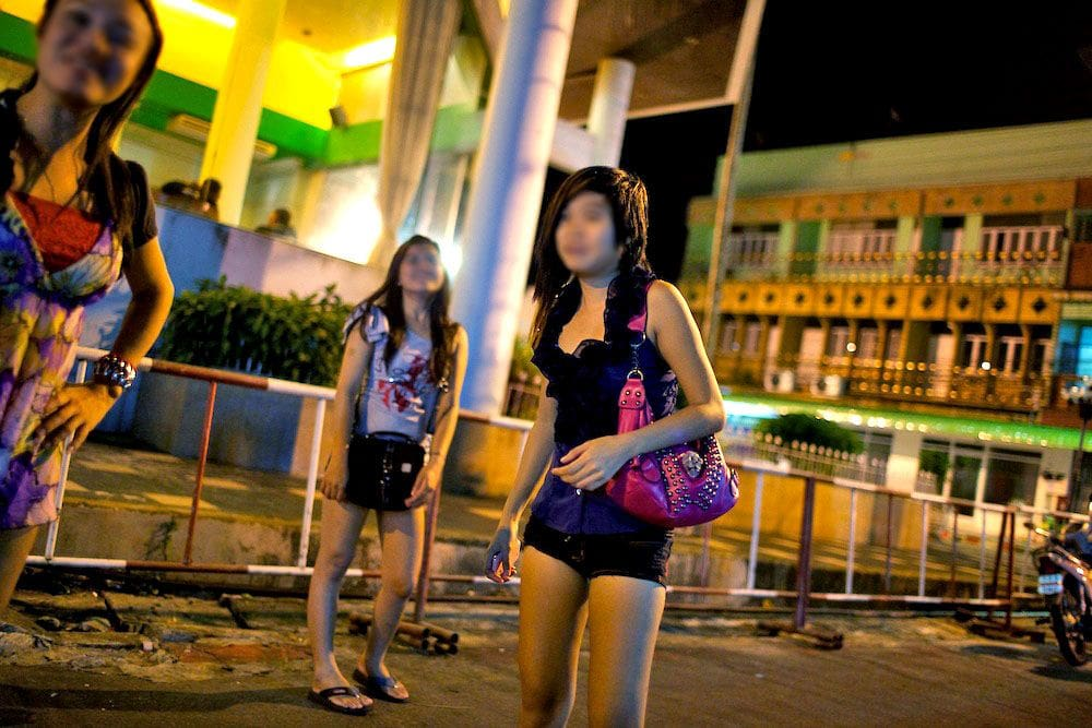 Boom boom on the border – Thailand's unlikely red-light district | The Thaiger