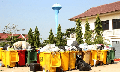 Pattaya housing project shuffles the garbage around but annoys neighbors | The Thaiger
