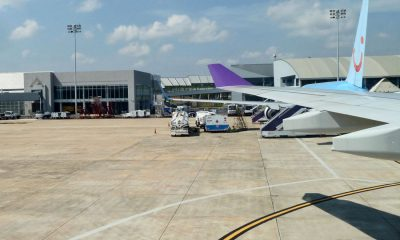 Update on renovations to Krabi International Airport | The Thaiger
