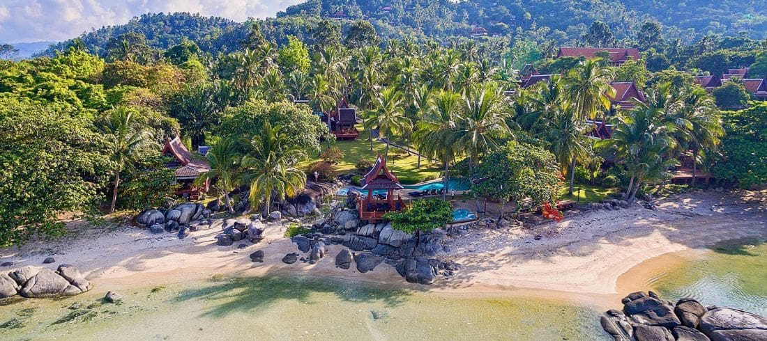 Luxury hotel raided in Koh Samui over alleged money laundering | News by The Thaiger