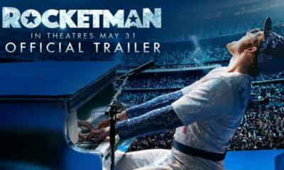 ตัวอย่าง Rocketman หนังชีวประวัตินักร้องนักแต่งเพลงผู้โด่งดัง Elton John | The Thaiger