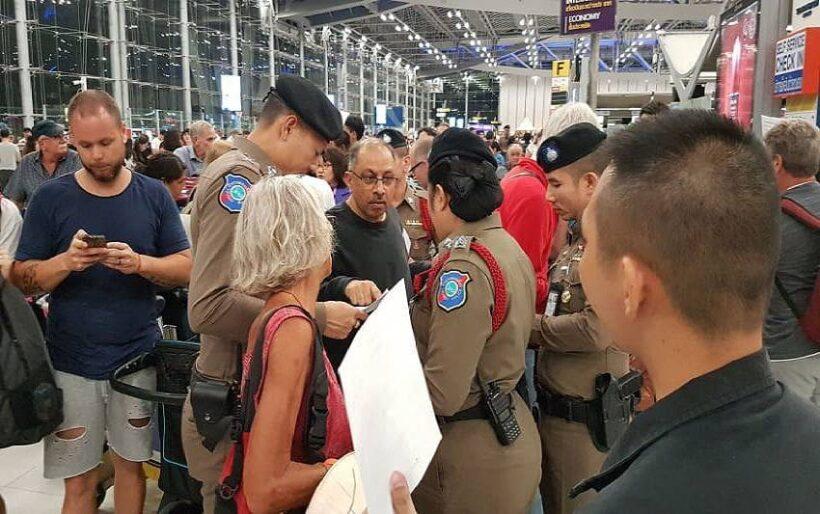 สุวรรณภูมิวุ่น นักท่องเที่ยวตกค้างกว่า 5 พันคน เหตุการบินไทยยกเลิกเที่ยวบินยุโรปทั้งหมด | The Thaiger