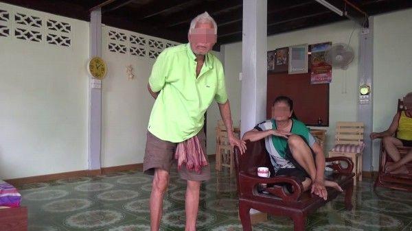 ฟังจากปากตา วัย 89 ปมข่มขืนยายป่วยติดเตียงวัย 84 จนติดเชื้อในกระแสเลือดดับ | News by The Thaiger