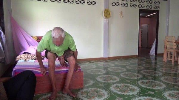 ฟังจากปากตา วัย 89 ปมข่มขืนยายป่วยติดเตียงวัย 84 จนติดเชื้อในกระแสเลือดดับ | The Thaiger