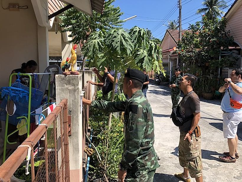 "Koh Samui: ""Awash with drugs"", ONB News 