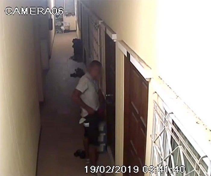 พลทหารหื่นเคาะห้อง-ยืนสาวหนอน ข่มขืนสาวหอพัก พบเคยถูกจับตั้งแต่เป็นเยาวชน | The Thaiger