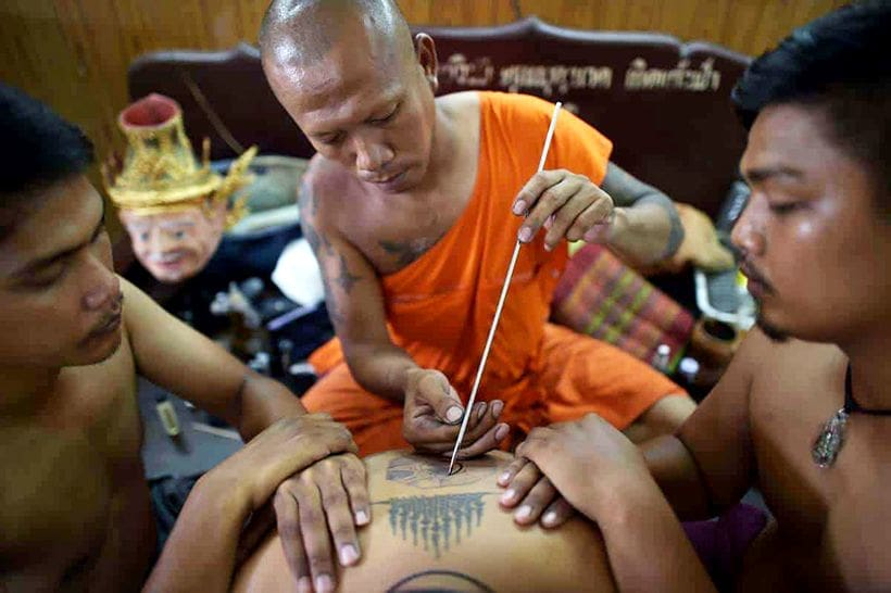 Top 10 tips for tattoos in Thailand | News by The Thaiger
