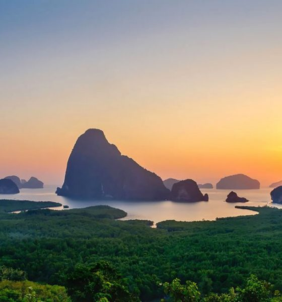 "Hong Kong property tzars team up for new Phang Nga development ""Aquella"" 