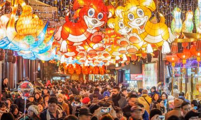 Thailand #1 for Chinese travellers heading overseas for Chinese New Year | The Thaiger