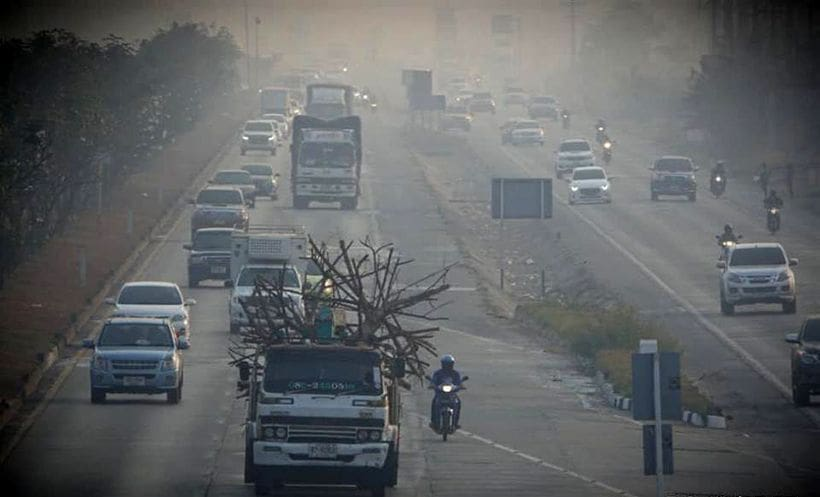 Air pollution rise in northern Thailand attributed to 149 controlled forest fires   The Thaiger