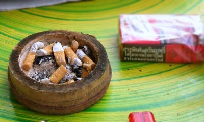Illegal foreign cigarettes flooding in as new local tobacco taxes loom | The Thaiger