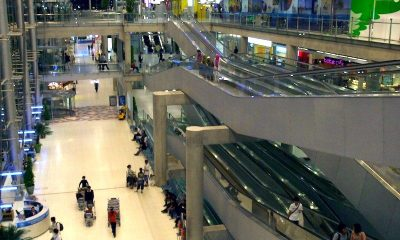 Russian tourist leaps from fourth floor at Suvarnabhumi | The Thaiger