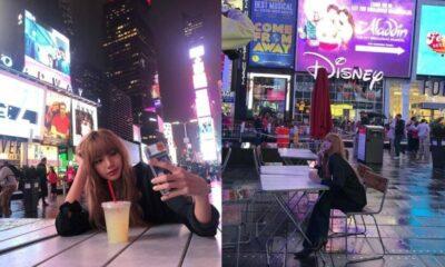 ภาพน่ารักๆของ ลิซ่า BlackPink ใน New York | The Thaiger