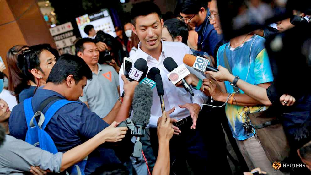 Future Forward leader Thanathorn spared detention, for now   The Thaiger