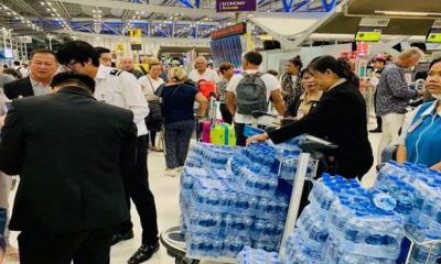 1000s of passengers stranded at BKK over Pakistan emergency   The Thaiger