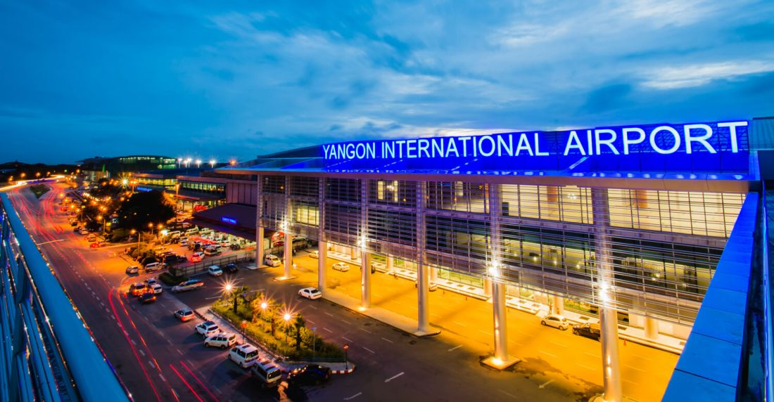 Yangon International Airport gears up for new flights, new destinations | The Thaiger