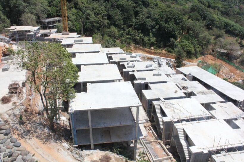 กอ.รมน.ลงพื้นที่ภูเก็ต ตรวจสอบกรณีร้องเรียนโครงการคอนโดหรูที่กะตะน้อย รอศาลปกครองสูงสุดชี้แนวเขตป่าไม้ | News by The Thaiger