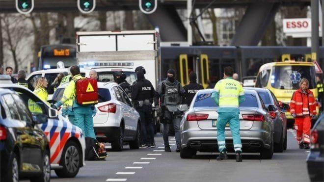 คนร้ายยิงรถรางเมืองยูเทร็กต์ เนเธอร์แลนด์ มีผู้เสียชีวิต-บาดเจ็บหลายราย | News by The Thaiger