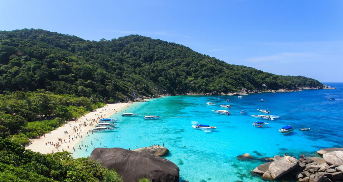Court rules that National Park can limit numbers to Similan Islands | The Thaiger