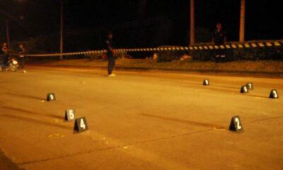 ยิงสนั่นคาราโอเกะสุพรรณ ชายชราวัย 60 ถูกลูกหลงดับ | The Thaiger