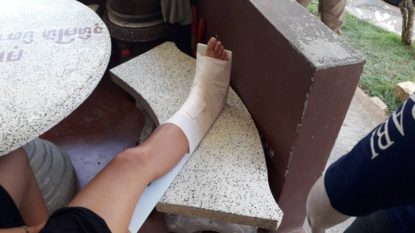 German tourist bitten by snake in Krabi temple | News by Thaiger
