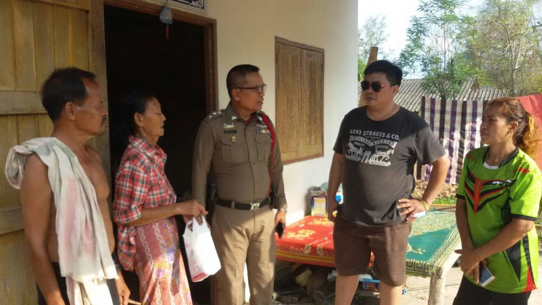 Monk allegedly rapes 78 year old woman in Krabi | The Thaiger