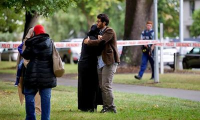 Christchurch mosque shootings – nine dead, many more injured | The Thaiger