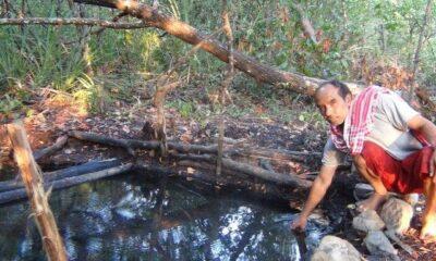 พบบ่อน้ำพุร้อนเค็ม แห่งใหม่ในพื้นที่ อ.คลองท่อม จ.กระบี่ เตรียมส่งเสริมเป็นแหล่งท่องเที่ยวเชื่อมโยมในชุมชน | The Thaiger