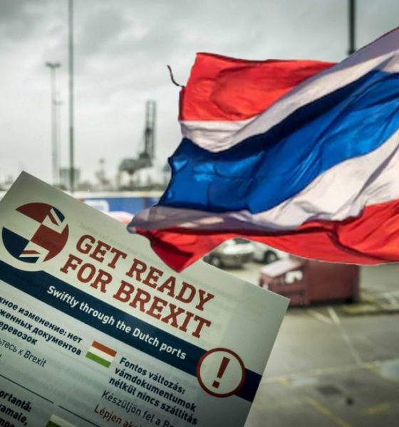 Thailand braces itself for a 'no deal' Brexit   The Thaiger