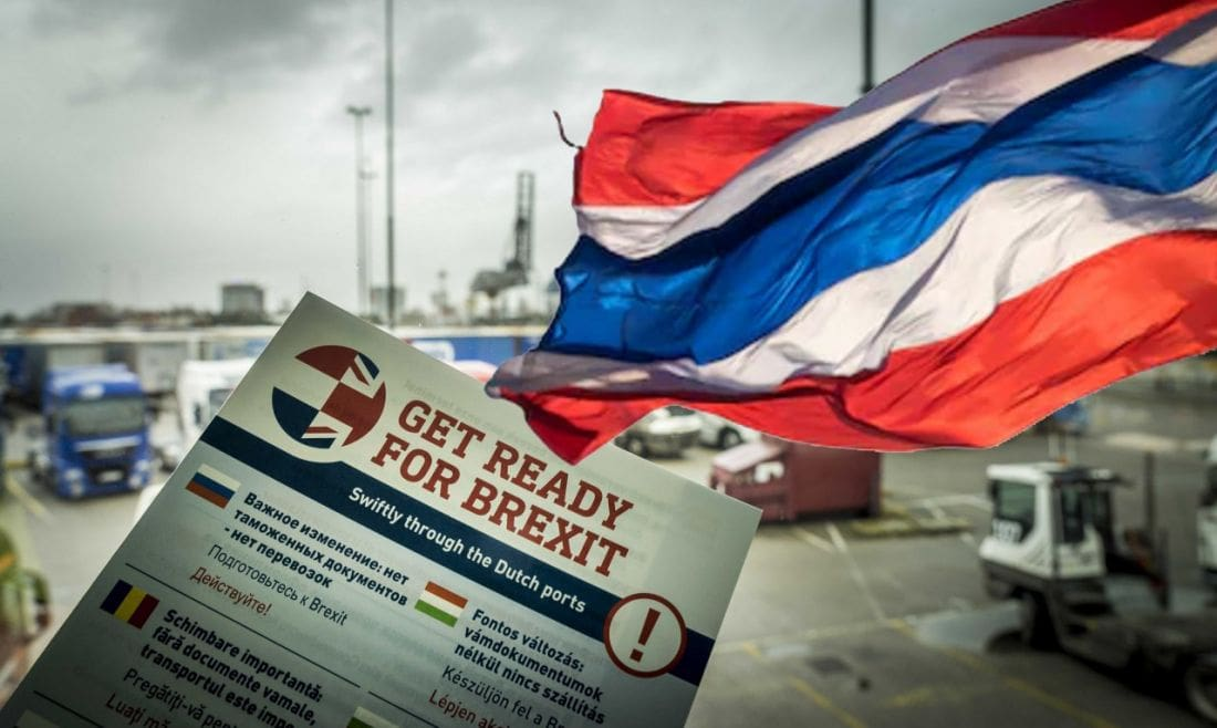 Thailand 'slightly impacted' from a no deal Brexit | The Thaiger